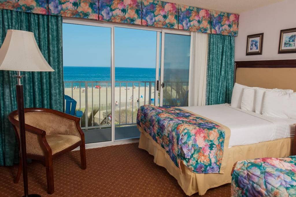 Princess Royale Hotel Ocean City