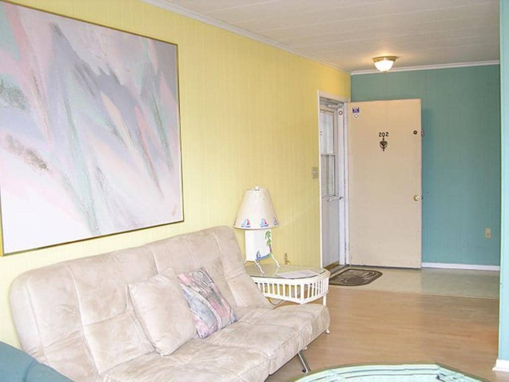 Gullway Villas Condo Rental Ocean City MD